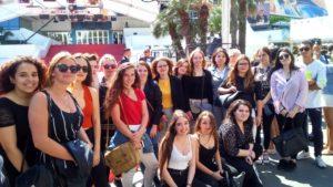 les 1L1 à Cannes